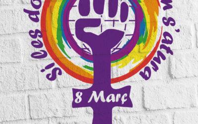 Las mujeres LTB sufren violencias y discriminación sanitaria, laboral y jurídica