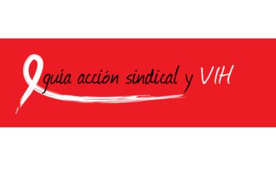 Guía sobre acción sindical y VIH