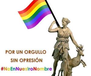 92 organizaciones, más de 920 apoyos totales, se adhieren al manifiesto «Por un Orgullo sin opresión» y por #FamiliasLibresdeExplotaciónReproductiva